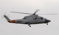 Los Sikorsky S-76 tienen como misión secundaria el SAR para o que disponen de una grúa exterior