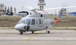 Los Sikorsky S-76B llegaron en 1991 y en 1996 SAR el Príncipe Don Felipe hizo en ellos el curso de piloto de helicópteros