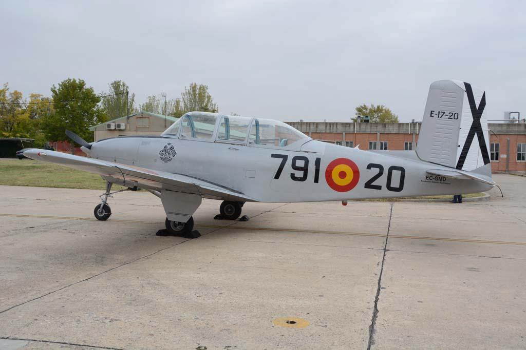 Beech T-34 de la FIO.