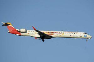 La española Air Nostrum es una de las mayores operadoras de aviones CRJ.