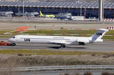 EC-LTV MD-83 de Swiftair.