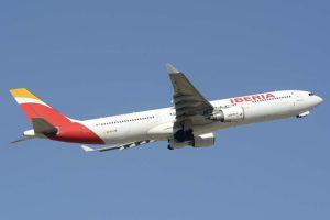 Iberia es la aerolínea, y Latinoamérica el mercado que más crecen en el grupo IAG en agosto de 2019.