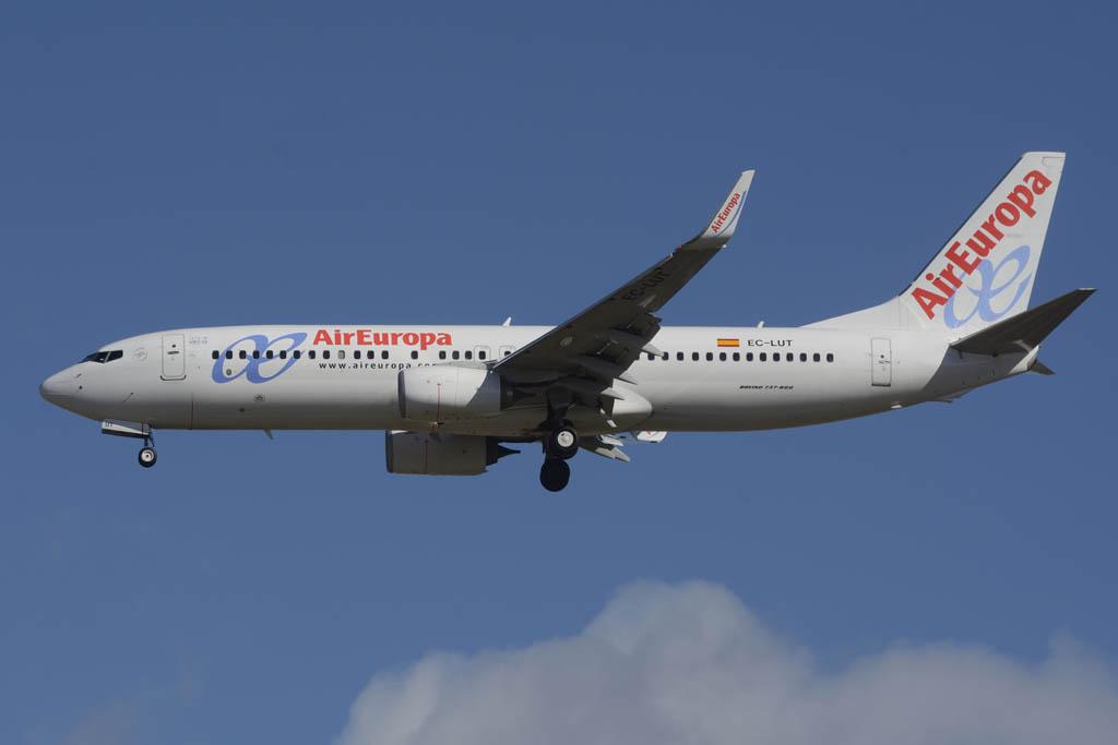 Air Europa firma un nuevo acuerdo de código compartido con Air Serbia.