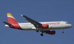 EC-MCH Airbus A320 Iberia Express