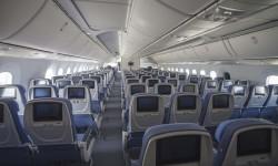 276 asientos de clase turista en los Boeing 787-8 de Air Europa.