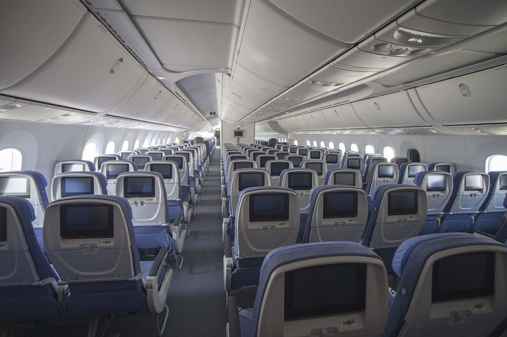 Boeing 787 de air europa as es fly news - Oficinas de air europa ...