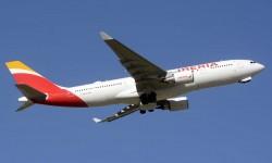 Iberia ha empezado a volar a Shanghái, China