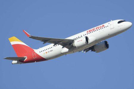 Los ingresos de Iberia siguen aumentando salvo los de su división de mantenimiento que continúa reduciendo su negocio a terceros.