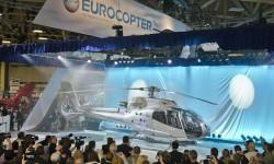 El Eurocopter EC 130 T2 ha sido presentado en el Heli Expo 2012 de Dallas.