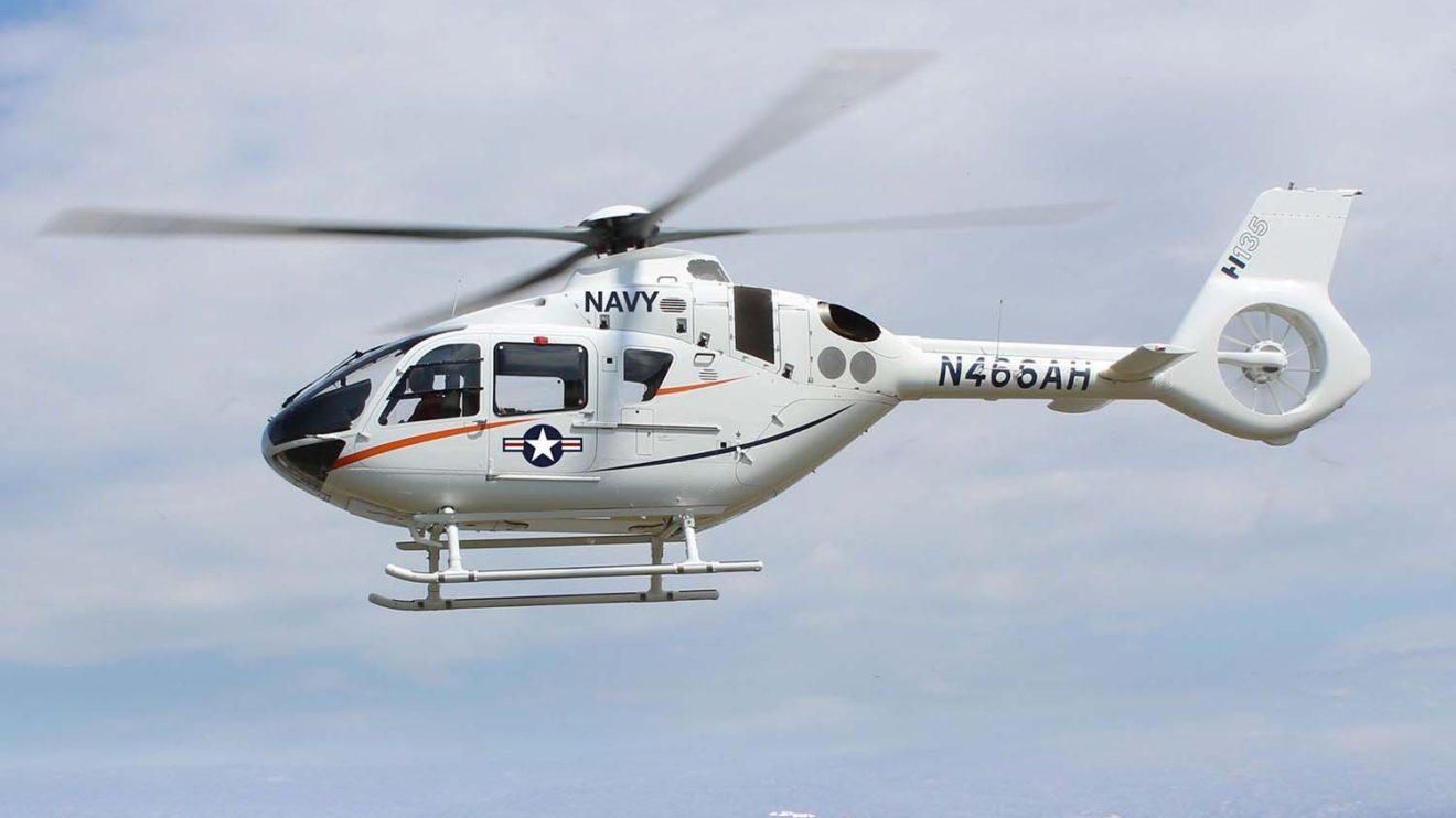 Airbus Helicopters ofertará el EC135.