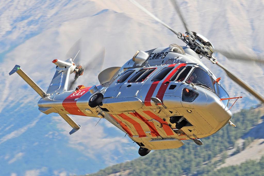 El Eurocopter EC175 entrará a producción en 2013