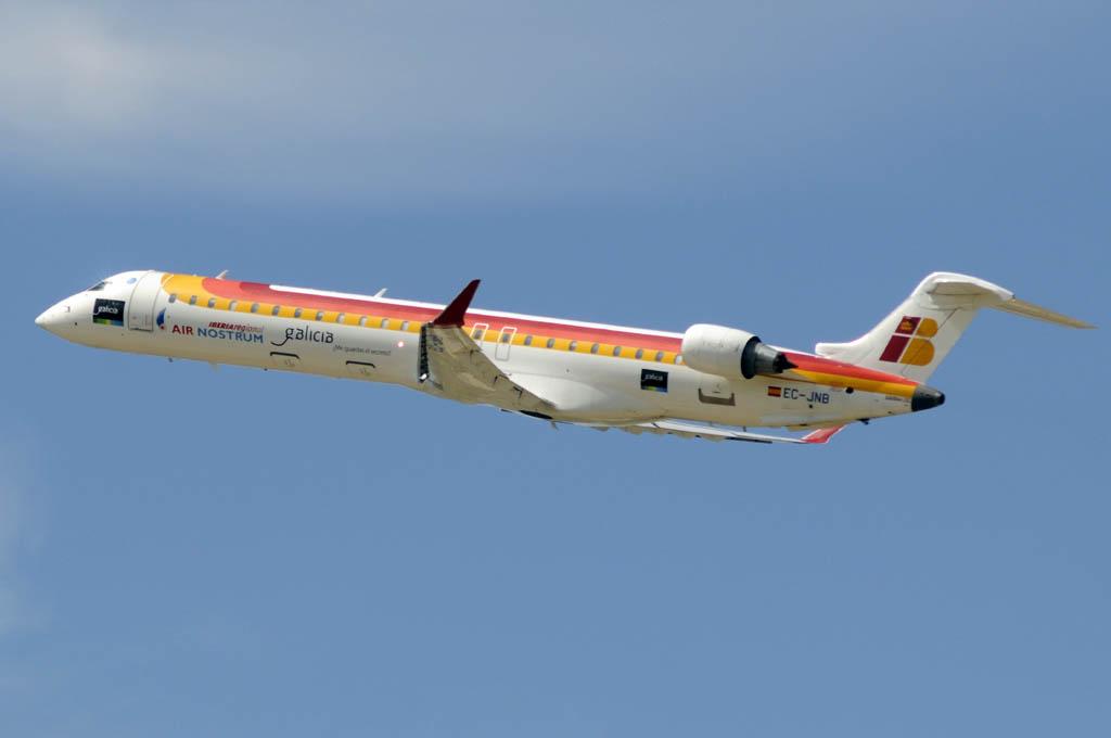 Air Nostrum había bajado el sueldo a sus pilotos hasta un 50 por ciento.