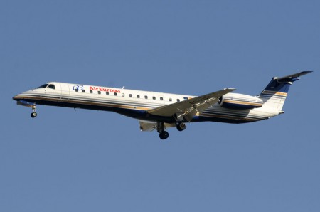 Embraer ERJ-145 de Privilege Style
