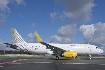 EC-LUO, Airbus A320 de Vueling