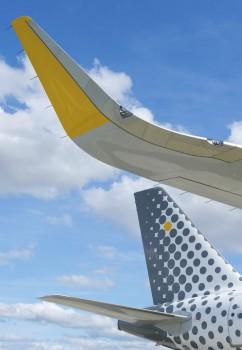 EC-LUO Airbus A320 de Vueling
