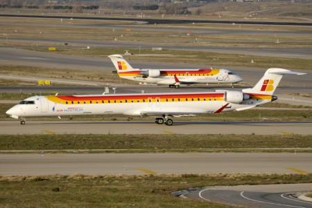 Bombardier CRJ1000 de Air Nostrum