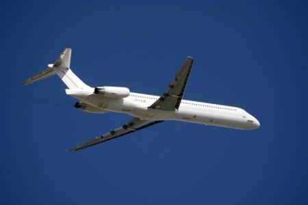 McDonnell Douglas MD-83 EC-LTV