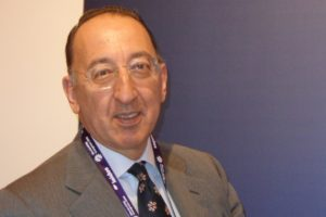 Jorge Domecq, director ejecutivo de la Agencia Europea de Defensa.