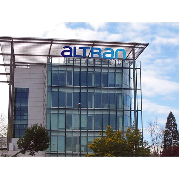 Edificio Altran en Madrid