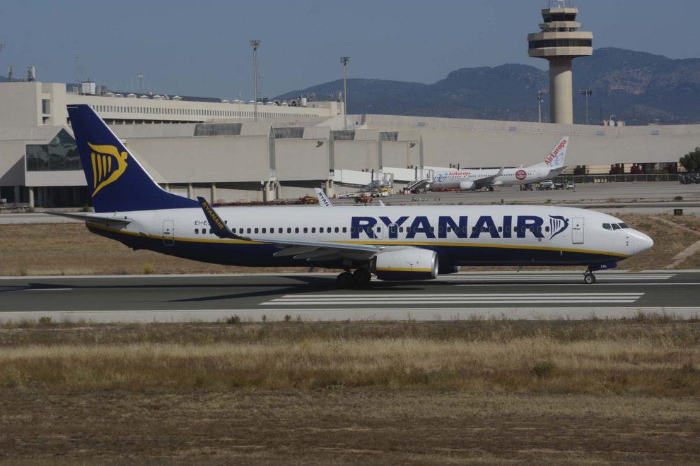 Ryanair ha anunciado una inversión de 200 millones de dólares en Palma, que es el valor de los aviones que basará allí.