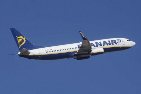 El pasado mes de julio Ryanair aumentó su cifra de pasajeros transportados y la ocupación de sus aviones.