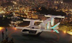 Embraer-Eve eVTOL