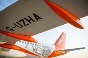 Easyjet es una de las aeroíneas más activas en la reducción de emisiones contaminantes de sus aviones.q