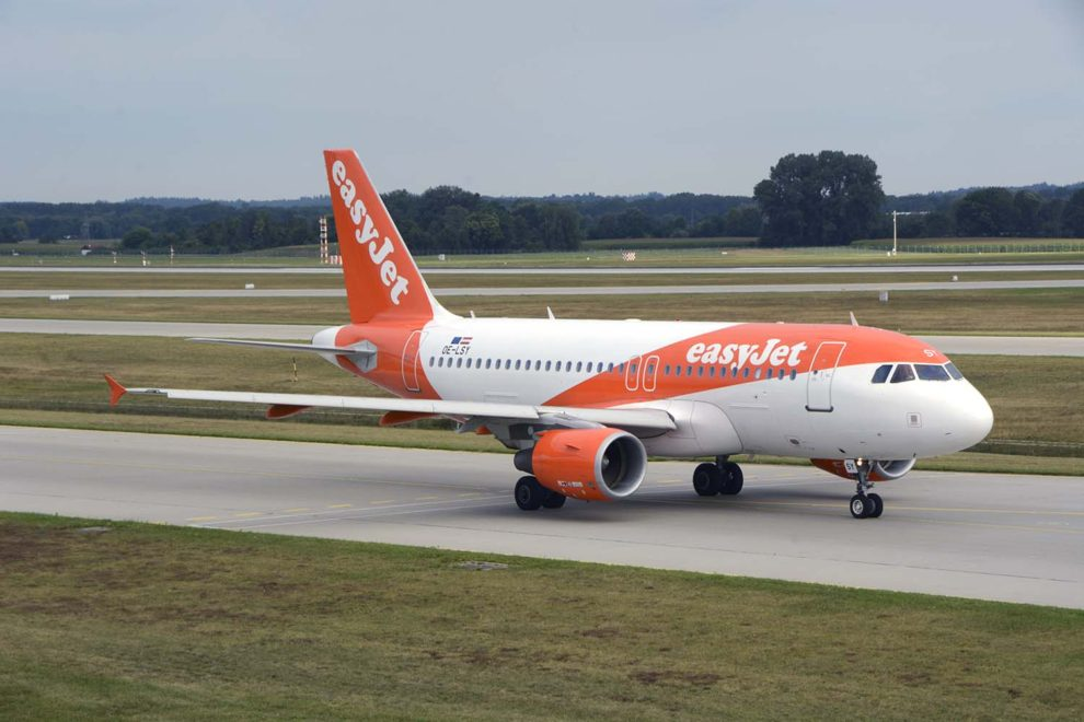 Easyjet anuncia para el verano de 2020 cinco nuevas rutas desde España.