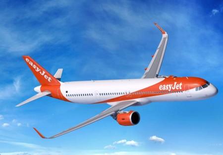 Easyjet cambia el pedido de 30 A320neo por A321neo