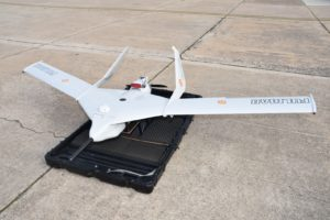 Uno de los dos ejemplares del Fulmanr incorporados por el Ejército del Aire.