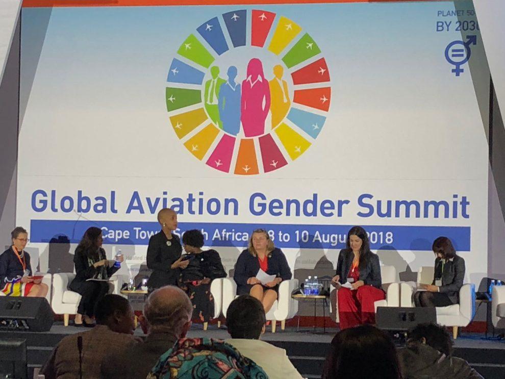 El primer Global Aviation Gender Summit ha servido para poner de acuerdo en distintas iniciativas a la aviación mundial.