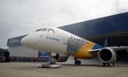 Embraer cifra en 6.400 los aviones de entre 70 y 130 plazas que harán falta en los próximos 20 años.