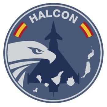 Eurofighter ha creado este emblema para su programa y propuesta para sustituir a los F-18 del Ala 46.