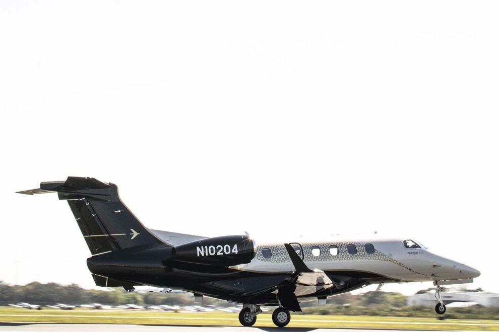 Embraer ha modrnizado nuevamente el Phenom 300, el modelo de avión ejecutivo más vendido en los últimos años.