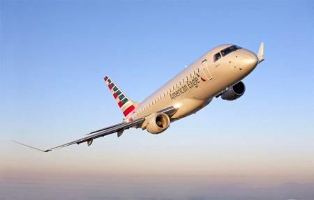 American Eagle adquiere 60 Embraer E175
