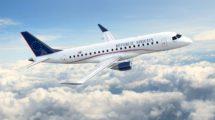 El pedido de 100 Embraer E175 en firme por Republic Airlines y otras tantas opciones ha sido el más importante de los anunciados en el segundo día del salón de Farnborough 2018..