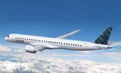 Embraer E195-E2 Porter Airlines