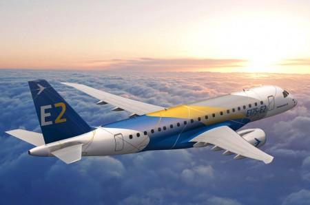 Embraer anuncia sus resultados económicos en 2013.