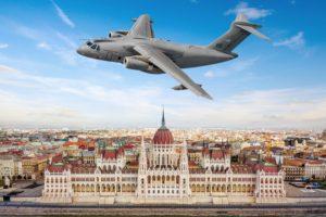 Los KC-390 darán a la Fuerza Aérea de Hungría capacidades que actualmente no tiene.