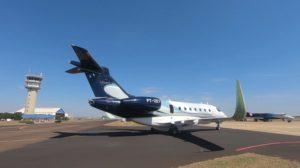 Embrawr y UFAS usaron un avión de desarrollo de la primera para probar sus sistemas de guiado autónomo.