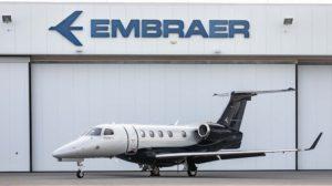 Las entregas del Phenom 300E han comenzado en fecha según las previsiones de Embraer.
