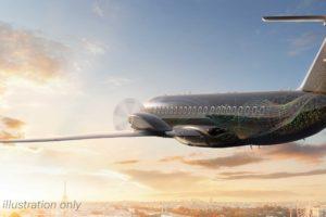 El nuevo turbohélice civil de Embraer será el primero del fabricante en 20 años,