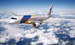 Embraer no ha decidido todavía si añadirá una nueva variante para más pasajeros de su familia EJet además de remotorizarla.