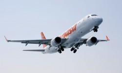 Conviasa ha configurado sus nuevos aviones Embraer E190 con 104 plazas.