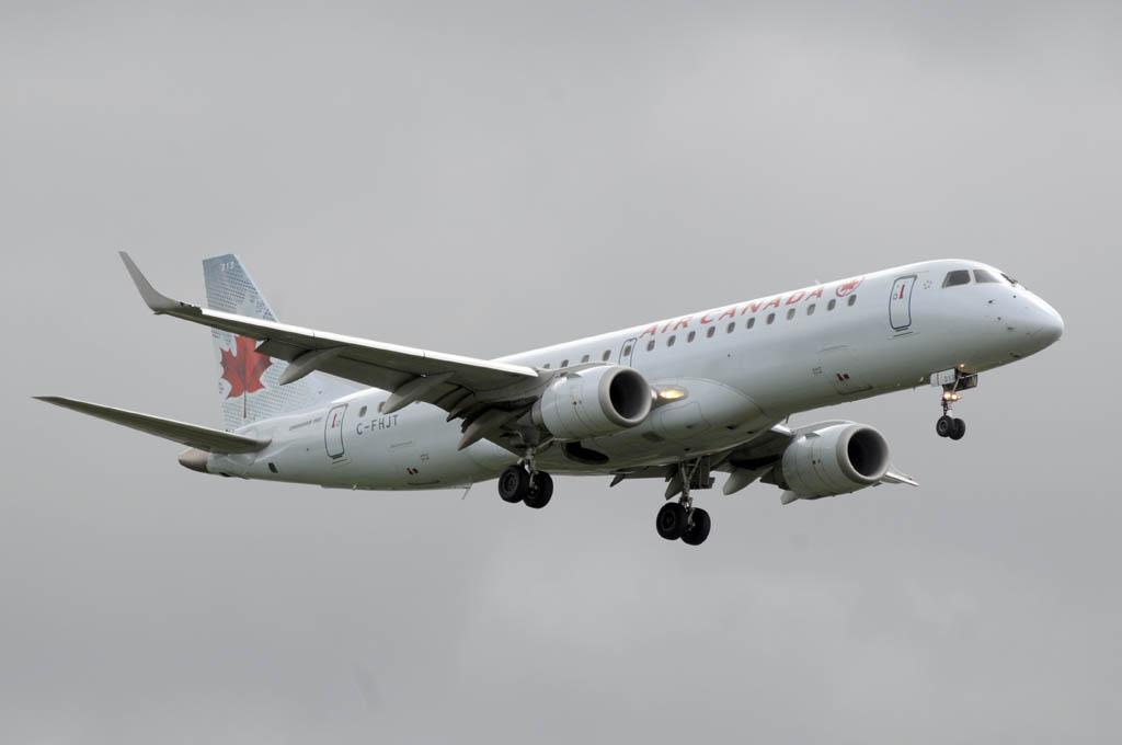 Embraer E190 de Air Canada