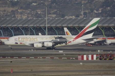 Por el momento Emirates no tiene previsto aumentar su oferta en España y se va a centrar en aumentar el ingreso medio por pasajero.
