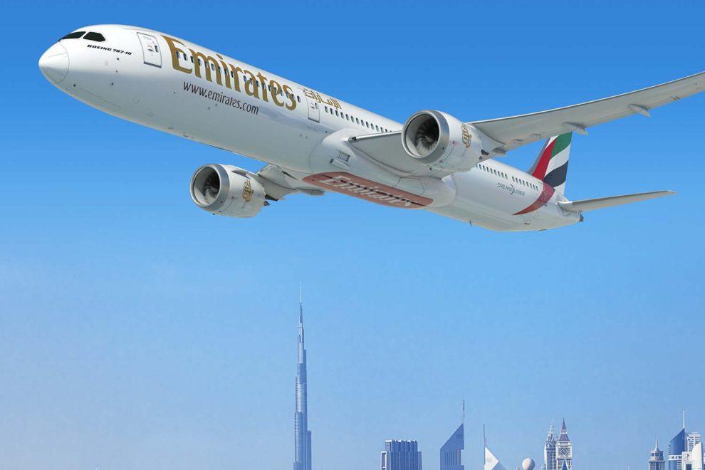 Emirates firmó un acuerdo por 20 Boeing 787-10, que nunca concretó en un pedido en firme, y que ahora está renegociando.