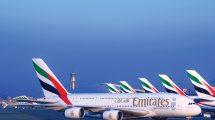 Emirates Airlines firma un pre acuerdo para la adquisición de 36 A380.