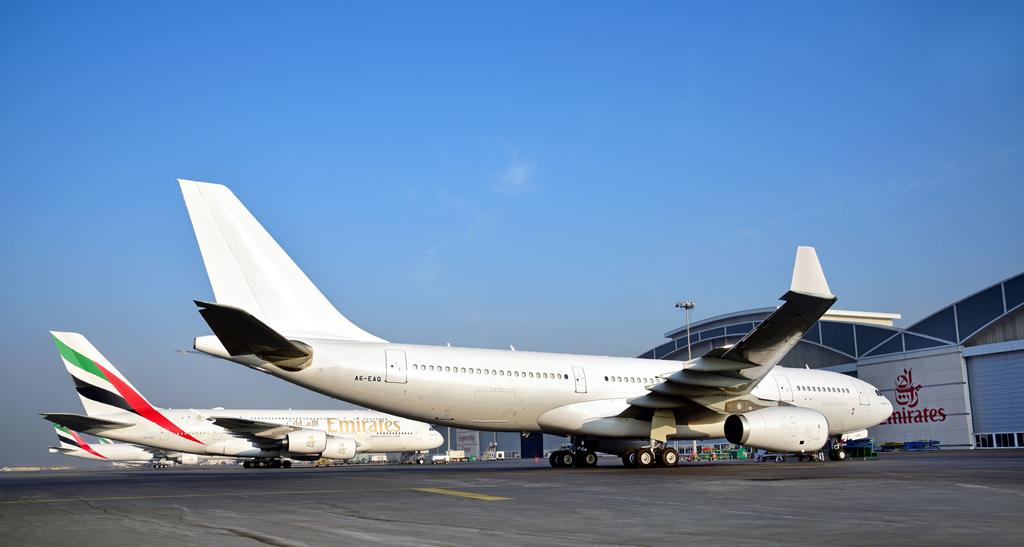 Emirates jubila sus últimos A340 y A330-200 y Boeing 777-200