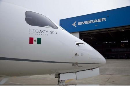 Embraer entró en el año 2000 en el mercado de aviones ejecutivos y hoy es uno de los principales fabricantes.